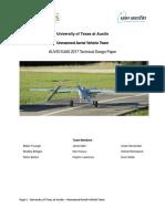 Auvsi Suas-2017-Journals-university of Texas Austin