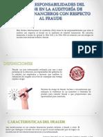 Nia 240 Responsabilidades Del Auditor en La Auditoría (1)