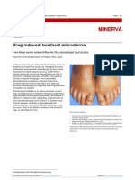 BMJ Drug Induced Localised Scleroderma
