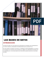 Articulo Base de Datos