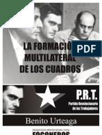 La Formacion Multilateral Del Los Cuadros - Benito Urteaga - PRT