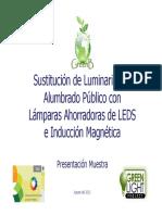 PresentaciónAlumbradoPúblico