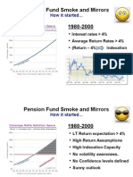 Pension Fund Smoke and Mirrors
