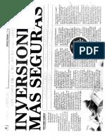 Clase Viii, Inversiones Marzo 21, 2011 (1)