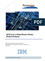 2015 Cost of Data Breach Study