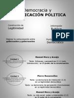 Clase Mora y Araujo + Rosanvallon + Duran Barba