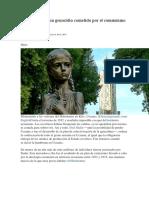 Holodomor Un Genocidio Cometido Por El Comunismo en Ucrania