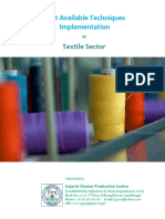 Mejores Técnicas Disponibles Implementación En Sector textil.pdf