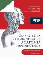 Funkcionalis Anatomia READER