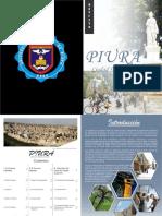Cinco Criterios Sostenibles en la Ciudad de Piura