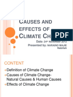 Climate Change 13