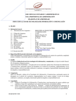 Administración IUTIC 2018-I