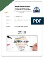 Marketing Cuestionario