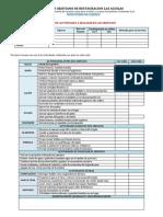 Check List Imprimir