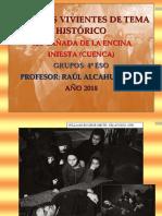 Cuadros Vivientes de Tema Histórico