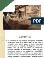 Cemento Final