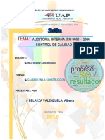 Auditoria Interna Iso 9001