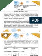 Guía de actividades y rúbrica de evaluación- Etapa 3