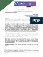 Desercion Universitaria Carmen Perez