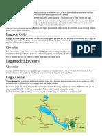 Lago de Cachí