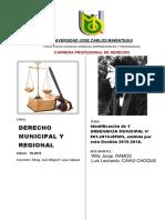 1° ORDENANZA MUNICIPAL N° 001-2015-MPMN, emitida por esta Gestion. (1)