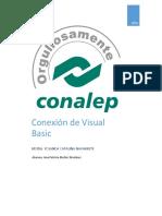 Ejemplos de Conexiones de Datos de Visual Basic