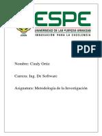 Consecuencias y Viabilidad Metodologia