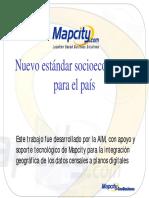 Nuevo Estándar Socioeconómico Para El País