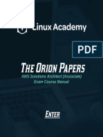 AWS Project Orion