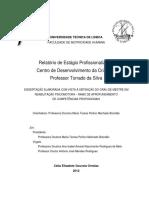 Slidex.tips Relatorio de Estagio Profissionalizante Centro de Desenvolvimento Da Criana Professor Torrado Da Silva