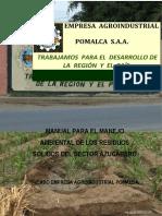 Manual Manejo Ambiental Del Manejo de RS Del Sector Azucarero