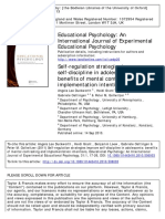 Duckworth Et Al - Self-regulation Strategies Improve Self-discipline in Adolescents