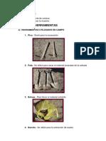 Materiales y Procedimiento de Proctor Standar