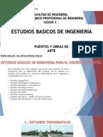 Sesión 3 - Estudios de Ingeniería