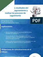 Aseguramiento Interno (Comunicación)