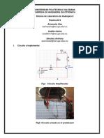 Informe 4 Analogica II UPS
