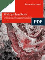 Shale Gas Handbook
