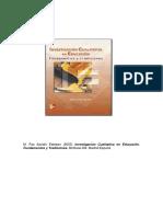 Paradigmas e Investigacion Educativa (1)