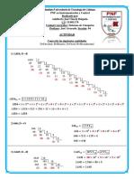 Sistemas de Cómputos (Conversiones- Adalberto Chacín)