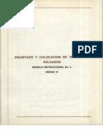 349971945 Vol 13 Encintado y Colocacion de Terminales Soldados Modulo Instruccional No 4 Unidad 3