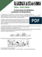 Lista 1 de Exercícios de Dinâmica (Questões de Bloquinhos)