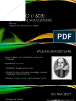 othello introduction ppt