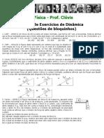 Lista 2 de Exercícios de Dinâmica (Questões de Bloquinhos)