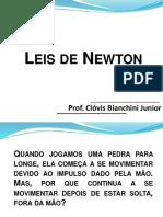 Física -  Leis de Newton