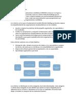 2.2 Estructura y Criterios