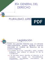 5. Pluralismo Jurídico  Derecho