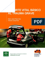 Soporte Vital Básico Al Trauma Grave - Mario Jesús Pérez Díaz, Antonio Correa Ruiz