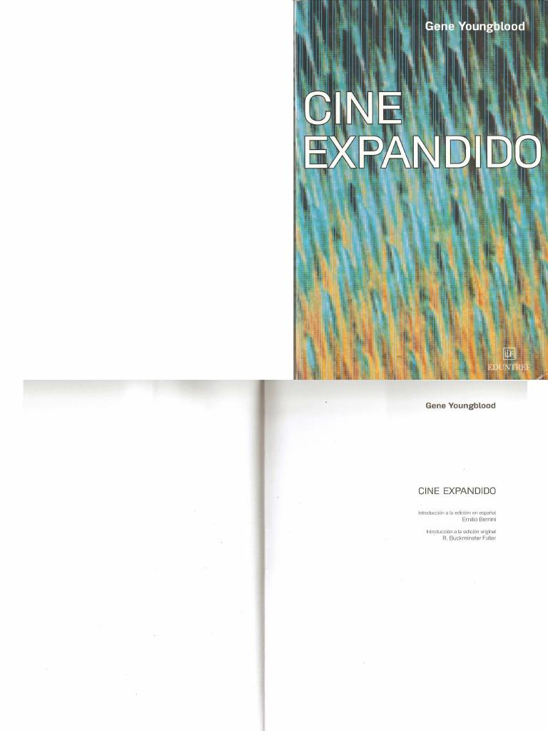 Cine Expandido Gene Youngblood 4c425f5a62e7