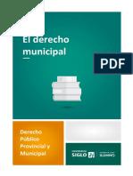 Derecho Municipal M4 L1
