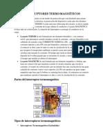 INTERRUPTORES TERMOMAGNÉTICOS (1)